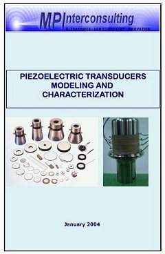 Piezoelectric Transducers Modeling and Characterization (e-book)